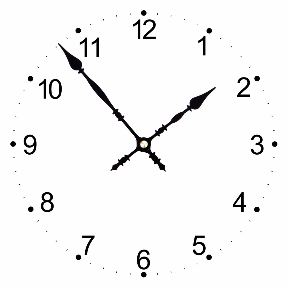 Clocks on your prints at Redipix.com